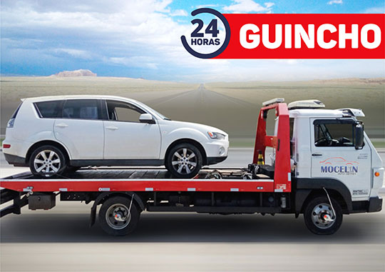 Gincho 24 horas - Mocelin Auto Center