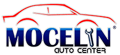 Logotipo Mocelin Auto Center